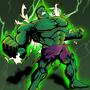 Hulk by KevinGrew