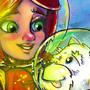 Space Explorer #9 by GirlGregg