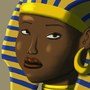 Painted Pharaoh by BrandonP