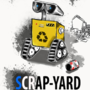 wall e scrap yard by bhuto95