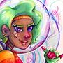 Space Explorer #10 by GirlGregg