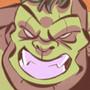 Hulk by geogant