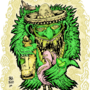Mezcal Monster by pastaboss
