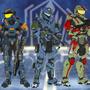 Halo Ammunition: Fire Team QUIVER 2557 by Halochief89