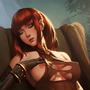 Shadow Hearts 2 - Karin by Tarakanovich