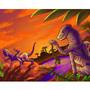 Alien Mole Rats by Hajulupa