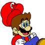 Mario by mr1004