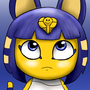 Ankha by IceBreak23