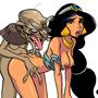 Jasmine vs. Beggar by TheRealTheWorst