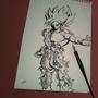 Goku by Siddharth27