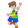 Masaru Character Art by ZepicZorua