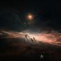 Stellar Dust Sculptures by Starkiteckt