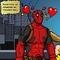 Deadpool <3 Harley