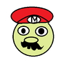 Mario Head by SupaSmashaBrotha23