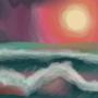 ocean by heyopc