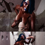 BloodRayne GloryHole Nude Alternate by CenkuProductions