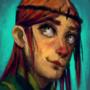 face sketch by zattdott