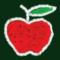 The Apple XXVI: Chalkboard Apple