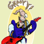 Earthworm Jim Groovy Bass by pastaboss