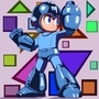 Mega Man by drainzerhg