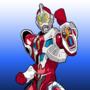 Servo Superhuman Samurai Syber-Squad by OmgXero