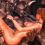 Minotaur's Desire by Xeno3DX