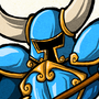 Wind Waker Style Shovel Knight by Bradshavius
