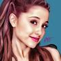 Ariana Grande Portrait by HappyMealsTV