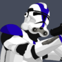 Clone Trooper by AdairSeta