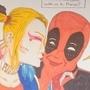 Deadpool's Lovely Dream by Keem16