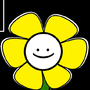 Flowey by BlueThunder03