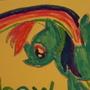 Rainbow dash by chisa945