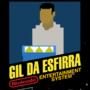 Gil Da Esfirra - NES Artwork Tribute by Gustavo-Santos