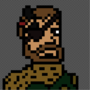 Pixel Big Boss by TheMgamer