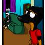 Fritz The Ferret 7 by MylesAnimated