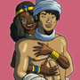 Egyptian Valentine by BrandonP