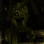 AsamiMinx as Springtrap from FNAF 3 by mariamidnite