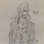 Drawing Sanji from One Piece by SavageDraws