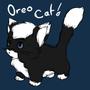 Oreo Cat by MsFuzzWuzzOreoCat
