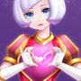 Heartseeker Orianna by Kairui-chan