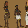 Civilization Evolution: Egyptians by BrandonP