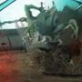 Alien Gladiator by shocktowerarts
