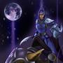 Luna - FanArt (dota2) by wraith8r