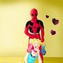 Crazy love harley quinn Deadpool by CarolinaRei7