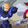 Rising thunder with Badkill and Gianni by kehny
