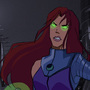 Young Justice Starfire by 777greywolf
