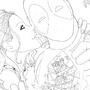 In loving memories- process by PopoCorno