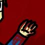 Bloody Hand by SonicCrashNinjago