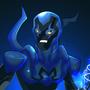 Blue Beetle by geogant