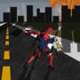 Deadpool x Harley Quinn by darksskull